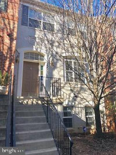 Germantown Townhouse For Sale: 13050 Town Commons Drive