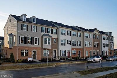 Silver Spring Townhouse For Sale: Bradford Road