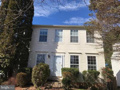 Gaithersburg Single Family Home For Sale: 13930 Saddleview Drive