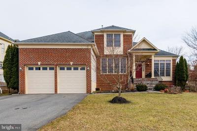Rockville Single Family Home For Sale: 14185 Travilah Road