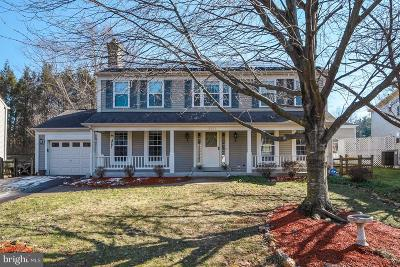 Gaithersburg Single Family Home For Sale: 8805 Beavercreek Lane