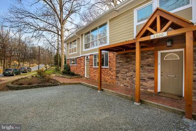Kensington Single Family Home For Sale: 4000 Wexford Drive