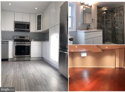 Takoma Park MD Single Family Home For Sale: $649,900