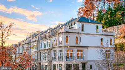 Montgomery County Townhouse For Sale: River Road
