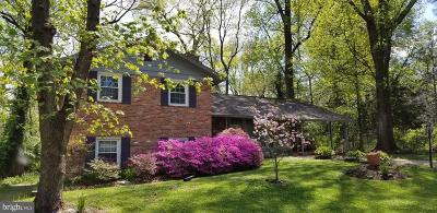 Silver Spring Single Family Home For Sale: 9515 Clement Road