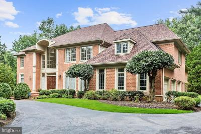 Potomac Single Family Home For Sale: 10111 South Glen Road