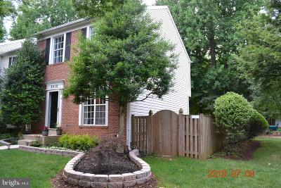 Brookeville, Olney Townhouse For Sale: 2512 Little Vista Terrace