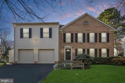 North Bethesda Single Family Home For Sale: 14 Chancelet Court