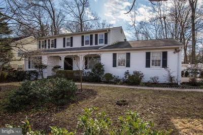 Potomac Single Family Home For Sale: 11413 Duryea Drive