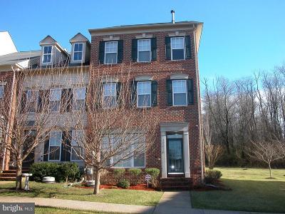 Clarksburg Townhouse For Sale: 13418 Dutrow Drive