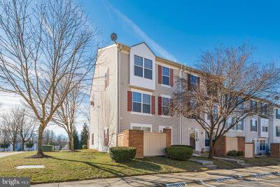 Gaithersburg Townhouse For Sale: 7920 Otter Cove Court