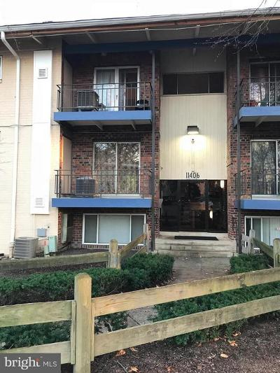 Beltsville Condo For Sale: 11406 Cherry Hill Road #APT 101