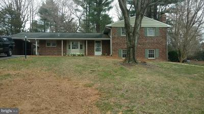 Silver Spring Rental For Rent: 13305 Banbury Place