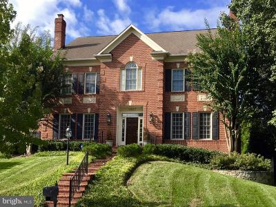 Chevy Chase Single Family Home For Sale: 3827 Village Park Drive
