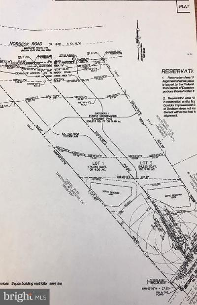 Silver Spring Residential Lots & Land For Sale: 40 Bryants Nursery Road
