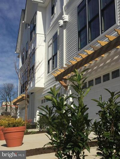 Montgomery County Townhouse For Sale: 2665 McComas Avenue
