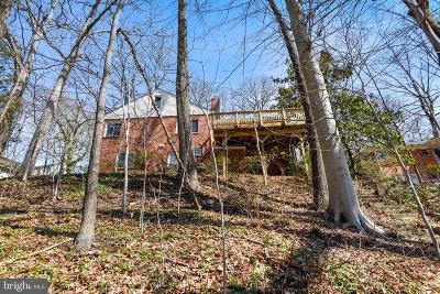 Takoma Park MD Single Family Home For Sale: $775,000