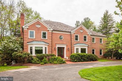 Potomac Single Family Home For Sale: 9204 Stapleford Hall Place