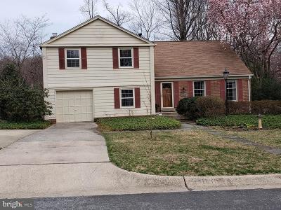 Rockville Single Family Home For Sale: 11311 Rolling House Road