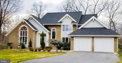 Rockville Single Family Home For Sale: 7407 Deer Point Court