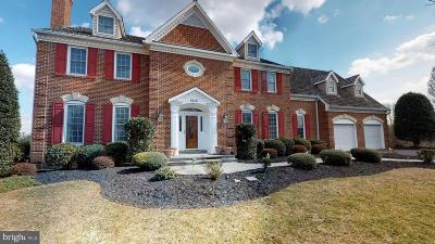 Rockville Single Family Home For Sale: 5601 Silo Hill Court
