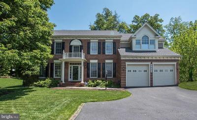 Rockville Single Family Home For Sale: 9802 Juniper Hill Road