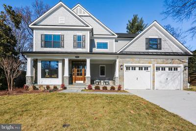Kensington Single Family Home For Sale: 9802 Gartrell Place