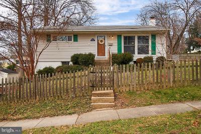 Kensington Single Family Home For Sale: 3201 Blueford Road