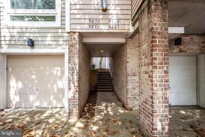 Gaithersburg Townhouse For Sale: 9869 Lake Shore Drive