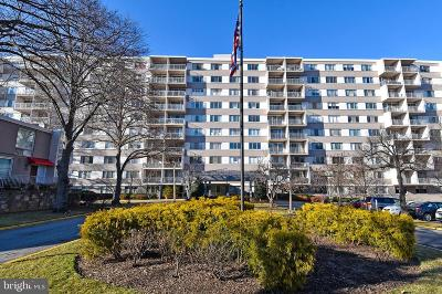 Bethesda Condo For Sale: 4977 Battery Lane #709