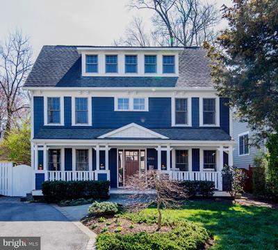 Bethesda Single Family Home For Sale: 5604 Southwick Street