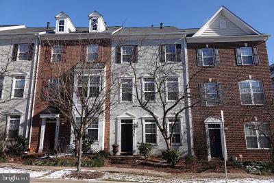 Rockville Townhouse For Sale: 903 Pleasant Drive