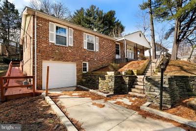 Potomac Single Family Home For Sale: 11834 Goya Drive