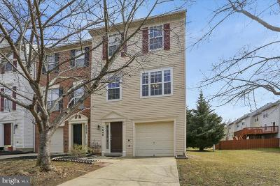 Montgomery County Townhouse For Sale: 4640 Weston Place