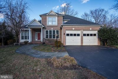 Rockville Single Family Home For Sale: 13915 Willow Tree Drive