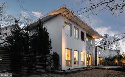 Bethesda Single Family Home For Sale: 4798 Western Avenue