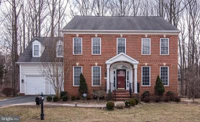 Gaithersburg Single Family Home For Sale: 718 Turtle Pond Lane