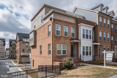 Gaithersburg Townhouse For Sale: 9742 Fields Road