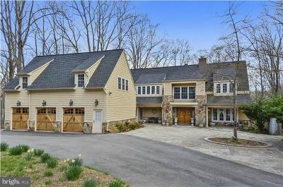 Potomac Single Family Home For Sale: 12707 River Road