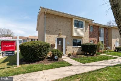 Gaithersburg Townhouse For Sale: 8130 Fallow Drive #12-A