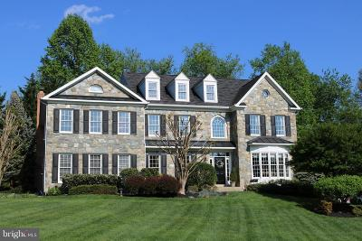 Rockville Single Family Home Active Under Contract: 4008 Wild Grape Court