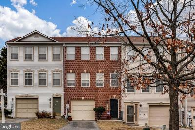 Burtonsville Townhouse For Sale: 3902 Cotton Tree Lane