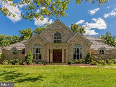 Potomac Single Family Home For Sale: 9826 Avenel Farm Drive