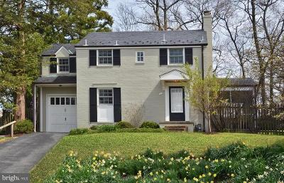 Bethesda Single Family Home For Sale: 3 Ardmore Court
