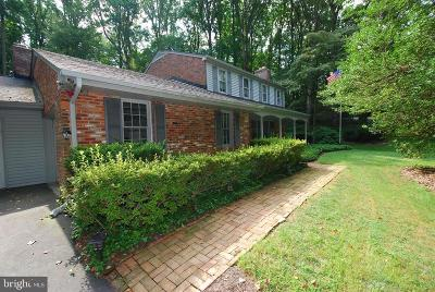 Gaithersburg Single Family Home For Sale: 23919 Log House Road