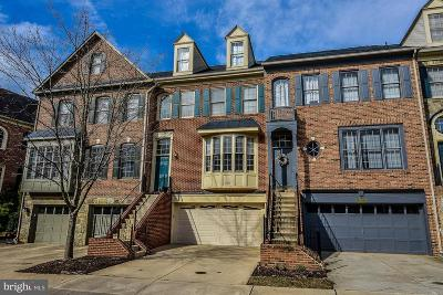 Rockville Townhouse For Sale: 1157 Regal Oak Drive