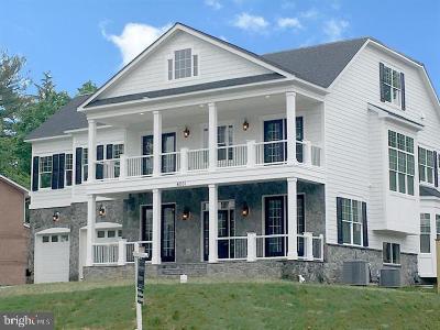 Bethesda Single Family Home For Sale: 6001 Walhonding Road