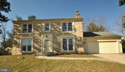 Olney Single Family Home For Sale: 4301 Scotch Meadow Court