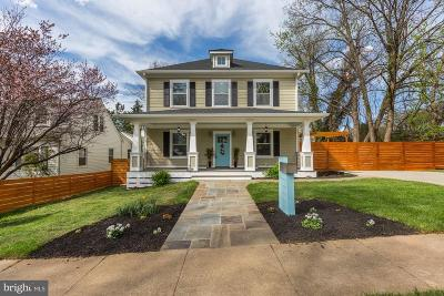 Kensington Single Family Home For Sale: 3001 Fayette Road