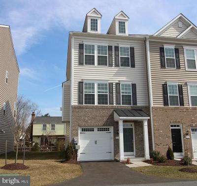 Poolesville Townhouse For Sale: 19539 Wootton Avenue